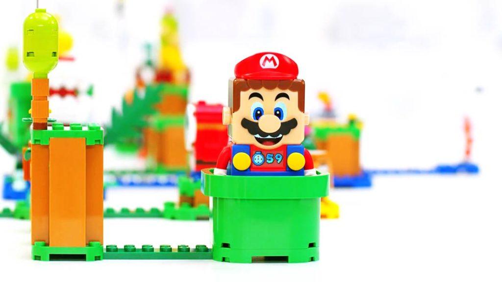 Enemigos de LEGO Super Mario