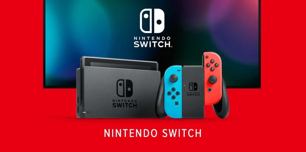 Nintendo Switch Netflix