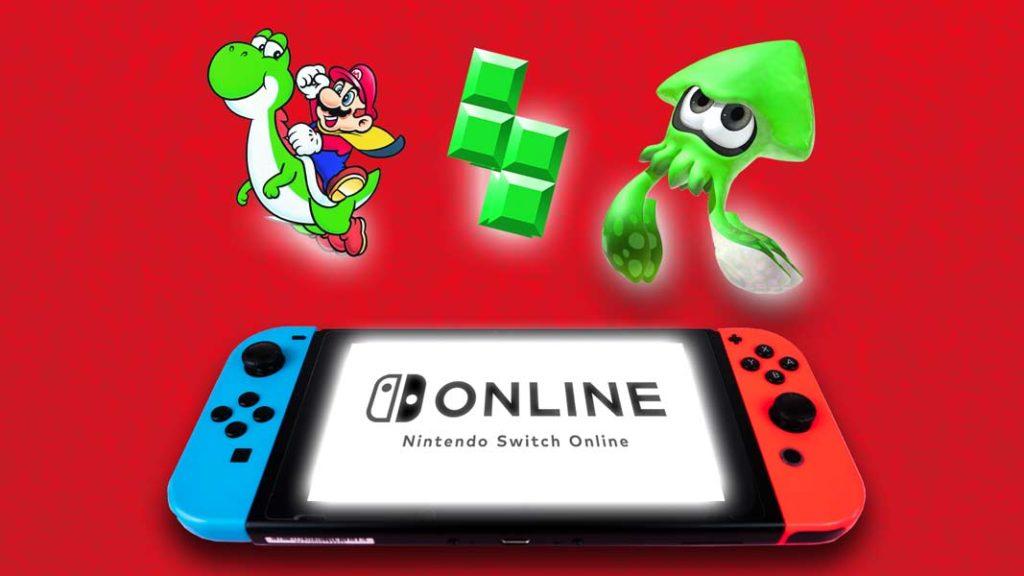 Nuevos juegos de Nintendo Switch Online