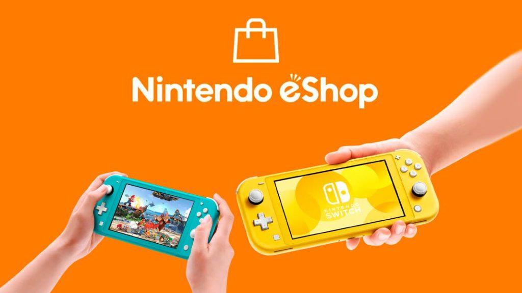 Juegos digitales en Nintendo Switch