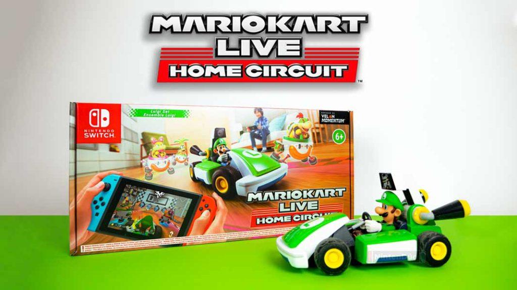 Precio y opiniones de Mario Kart Live Home Circuit para Nintendo Switch