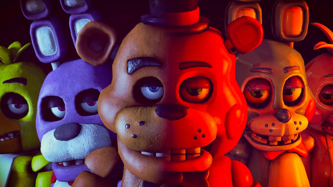 Five Nights At Freddy's Core Collection Switch