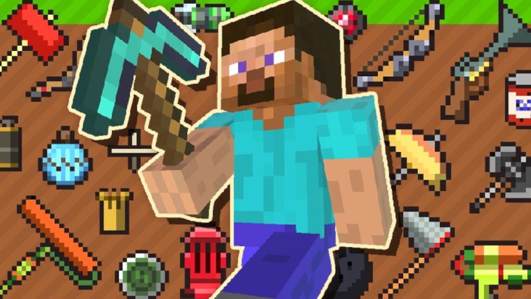 Torneo Minecraft Smash Bros. Ultimate