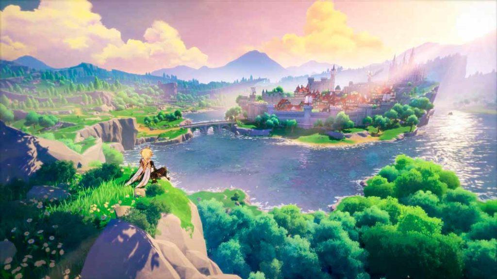 Zelda VS Genshin Impact