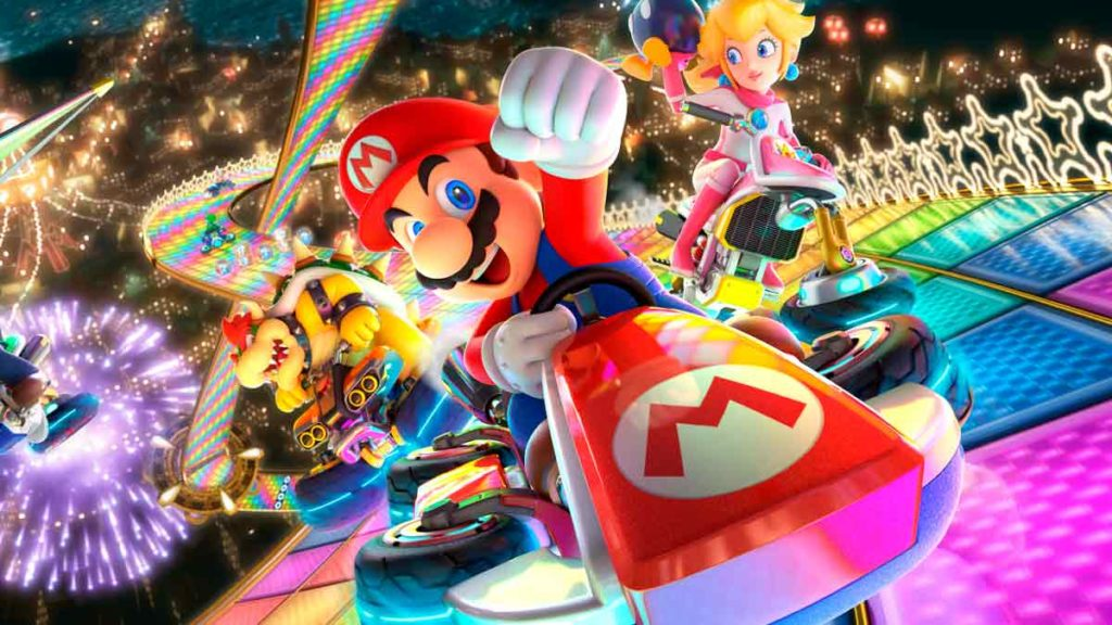 25 Secretos de Mario Kart 8 Deluxe para Nintendo Switch