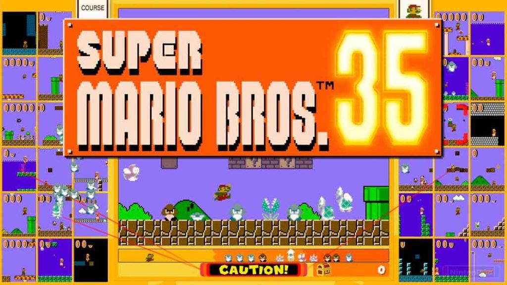Plagio a Nintendo por Super Mario Bros 35