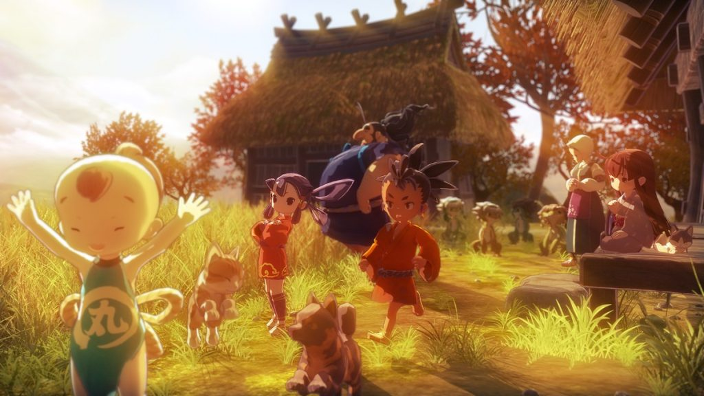 Familia Sakuna