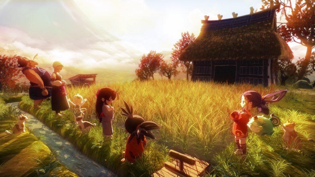Familia Sakuna of Rice and Ruin