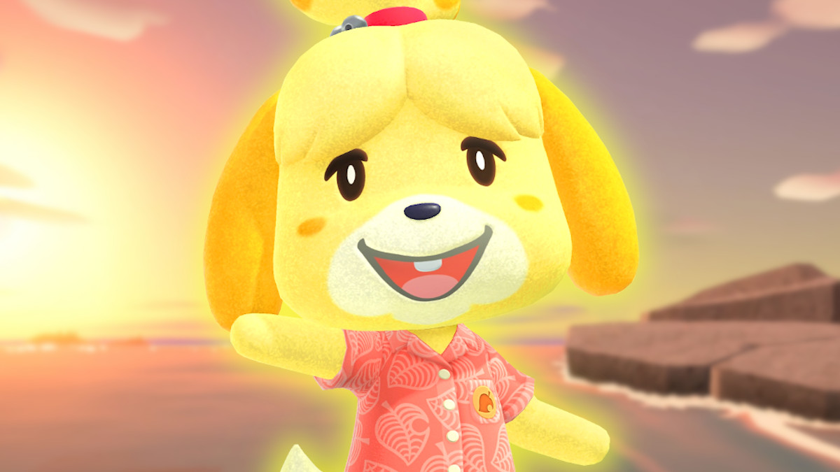 Animal Crossing Bueno Salud