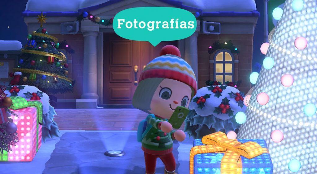 Reacciones Actualizacion Invierno Animal Crossing New Horizons