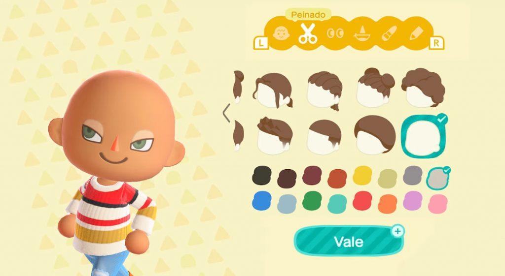 Peinados Actualizacion Navidad Animal Crossing