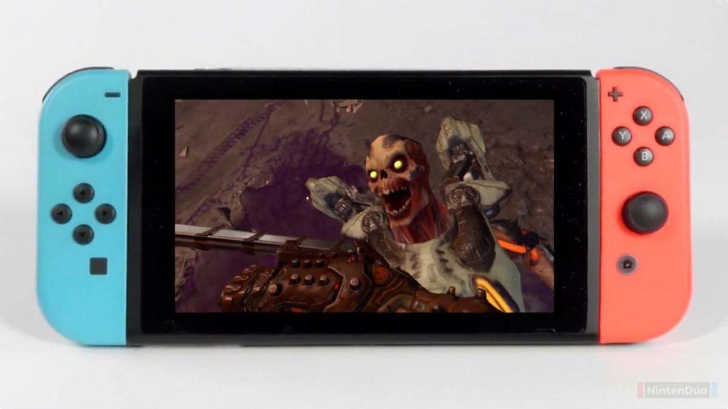 Fecha de lanzamiento Doom Eternal para Nintendo Switch