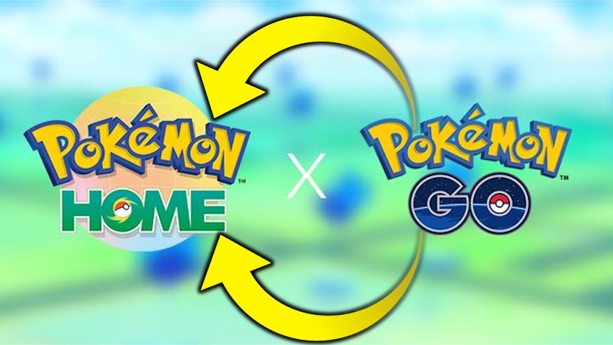Guia para pasar Pokemon de GO a Home