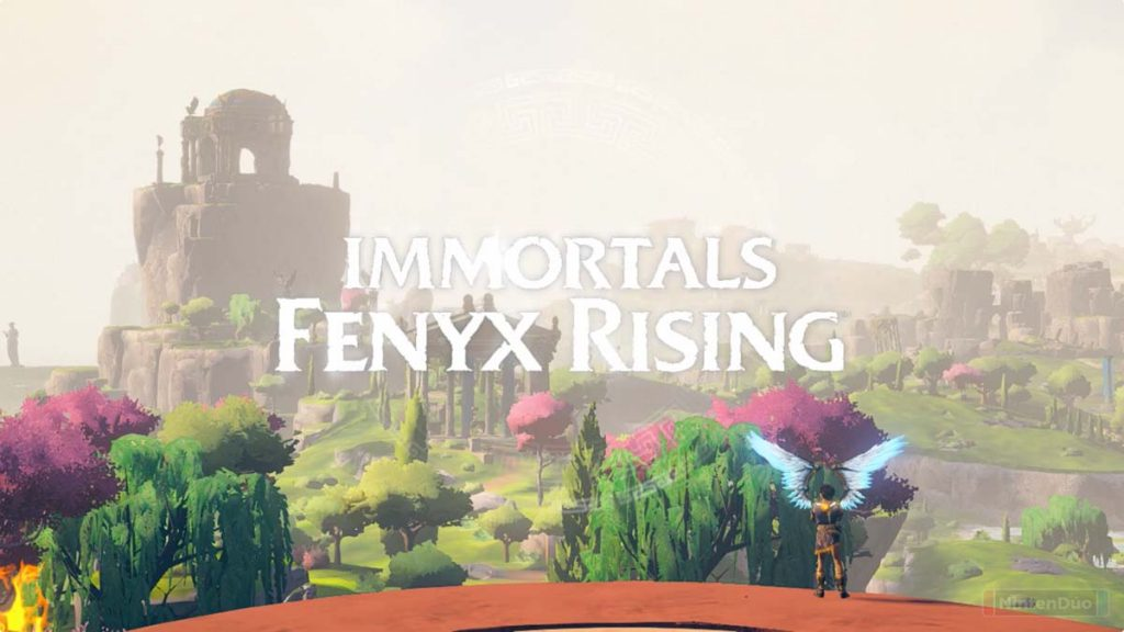 Análisis de Immortals Fenyx Rising para Nintendo Switch