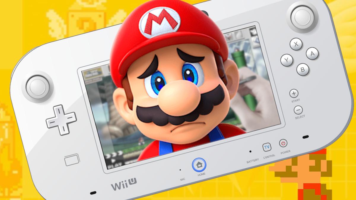 Cierran servidores Super Mario Maker Wii U