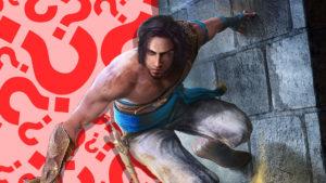 Remake de Prince of Persia Arenas del Tiempo para Nintendo Switch