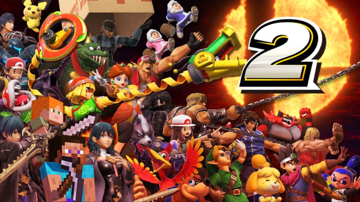 Evento Aniversario Smash Bros Ultimate