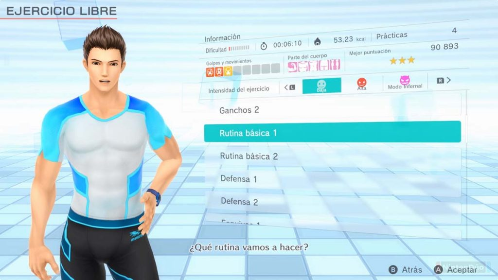 Opiniones sobre Fitness Boxing 2 para Nintendo Switch