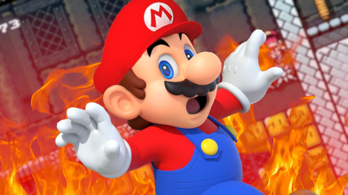 Trials of Death Super Mario Maker