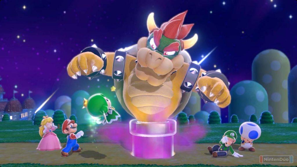 El nivel más difícil de Super Mario 3D World