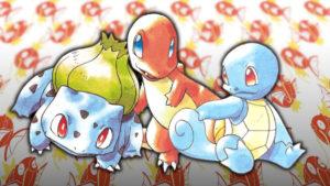 Pokémon Inicial Favorito