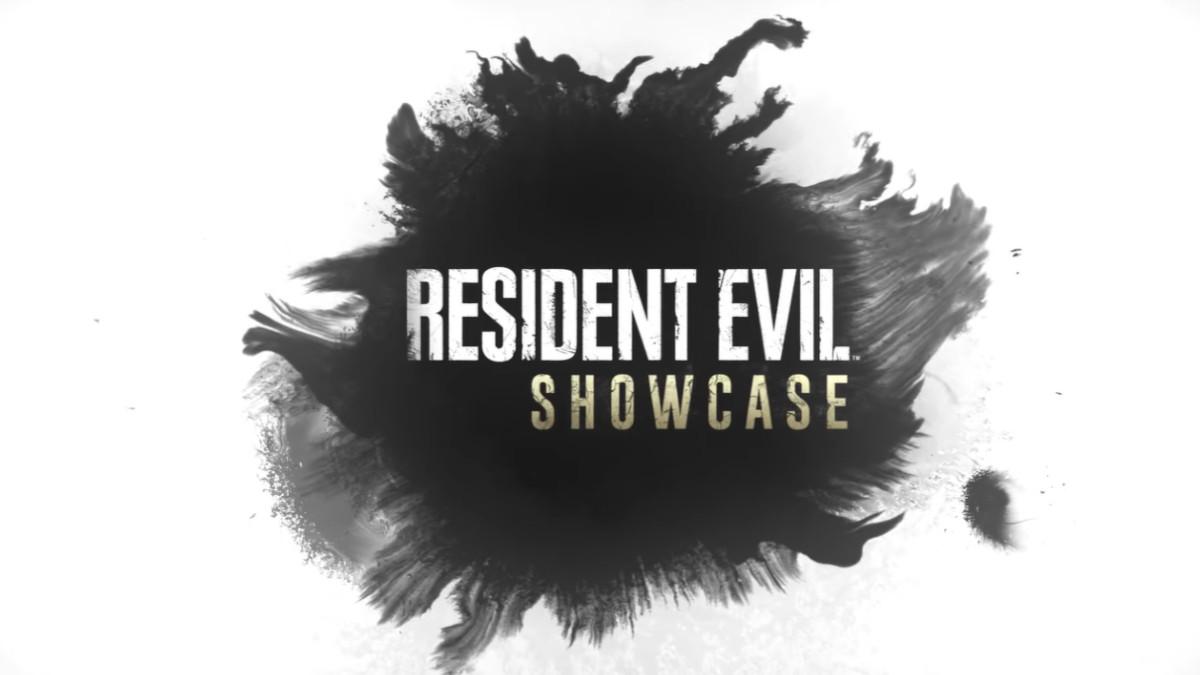 Presentación Resident Evil Showcase