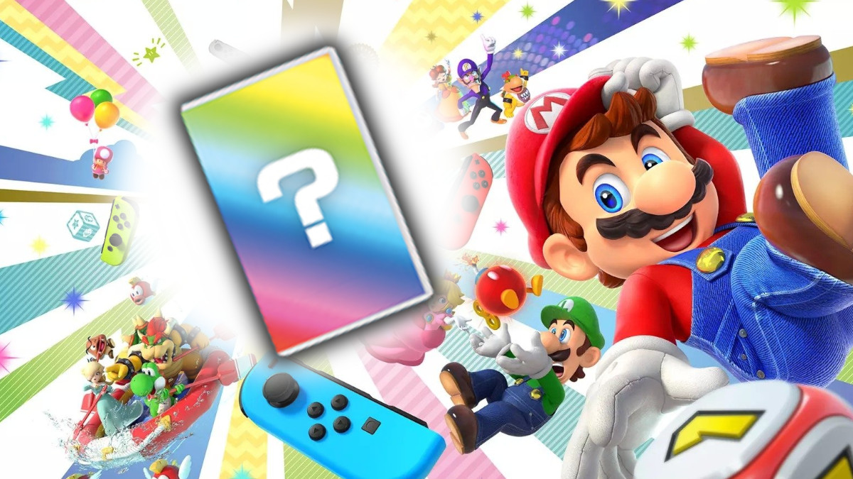 Nuevo Juego NDCube Mario Party