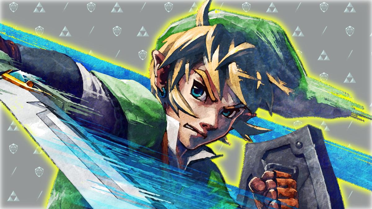 Zelda Skyward Sword Switch 35 Aniversario