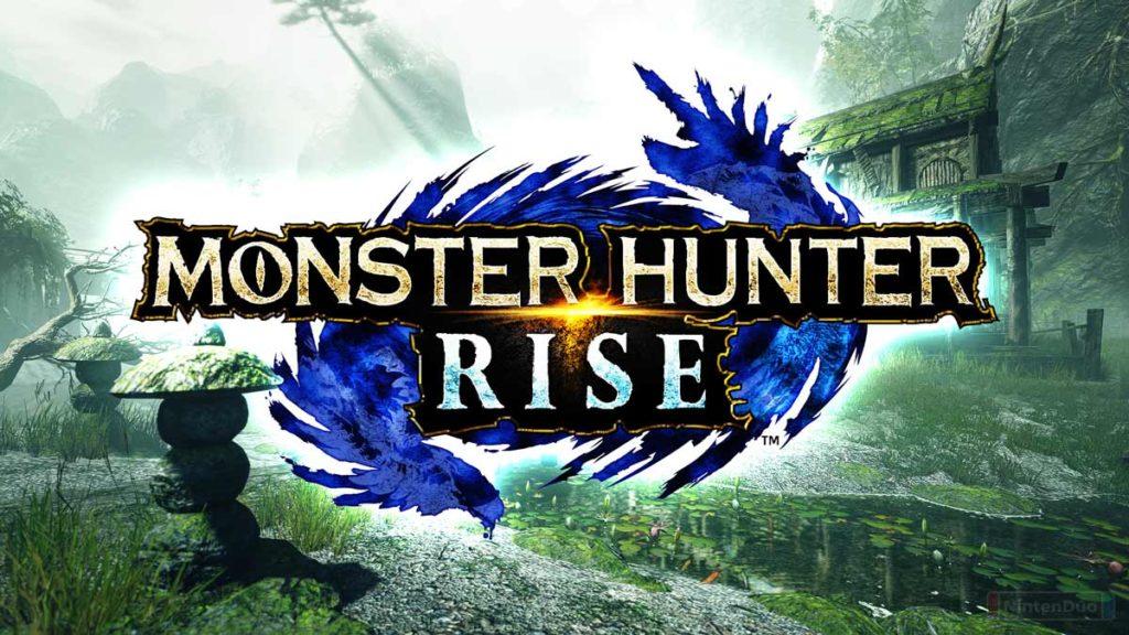 Ventas en Japón de monster Hunter Rise