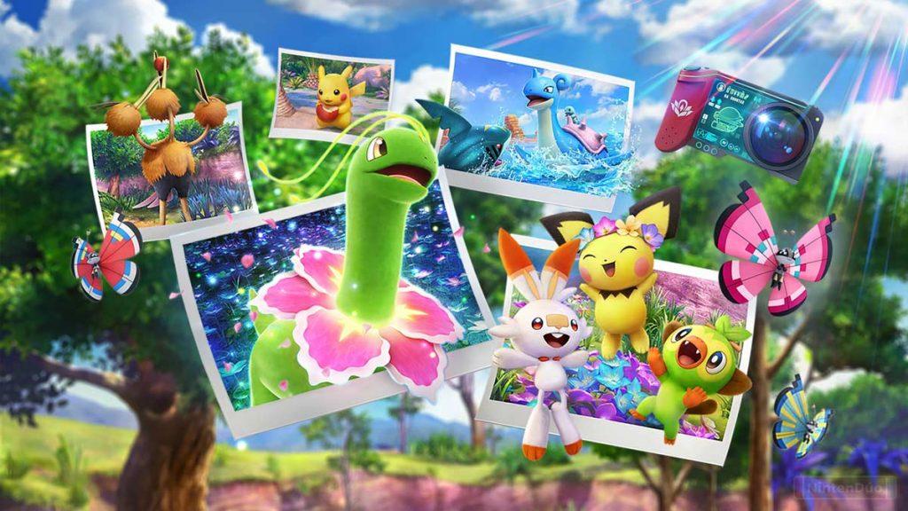 Fecha de New Pokémon Snap