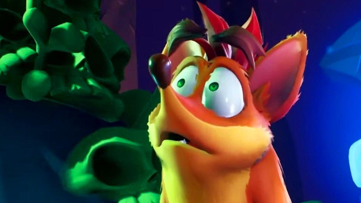 Crash Bandicoot 4 en Switcb