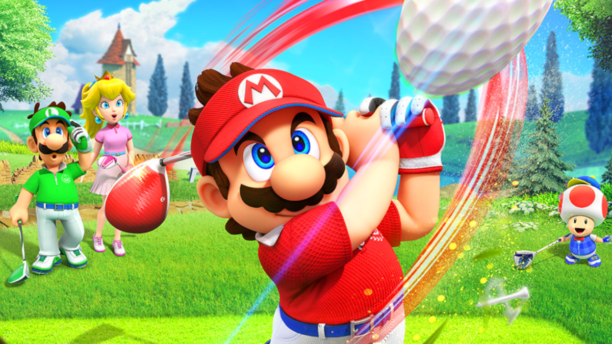 Mario Golf Super Rush