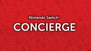 Servicio Asistencia Nintendo Switch Concierge