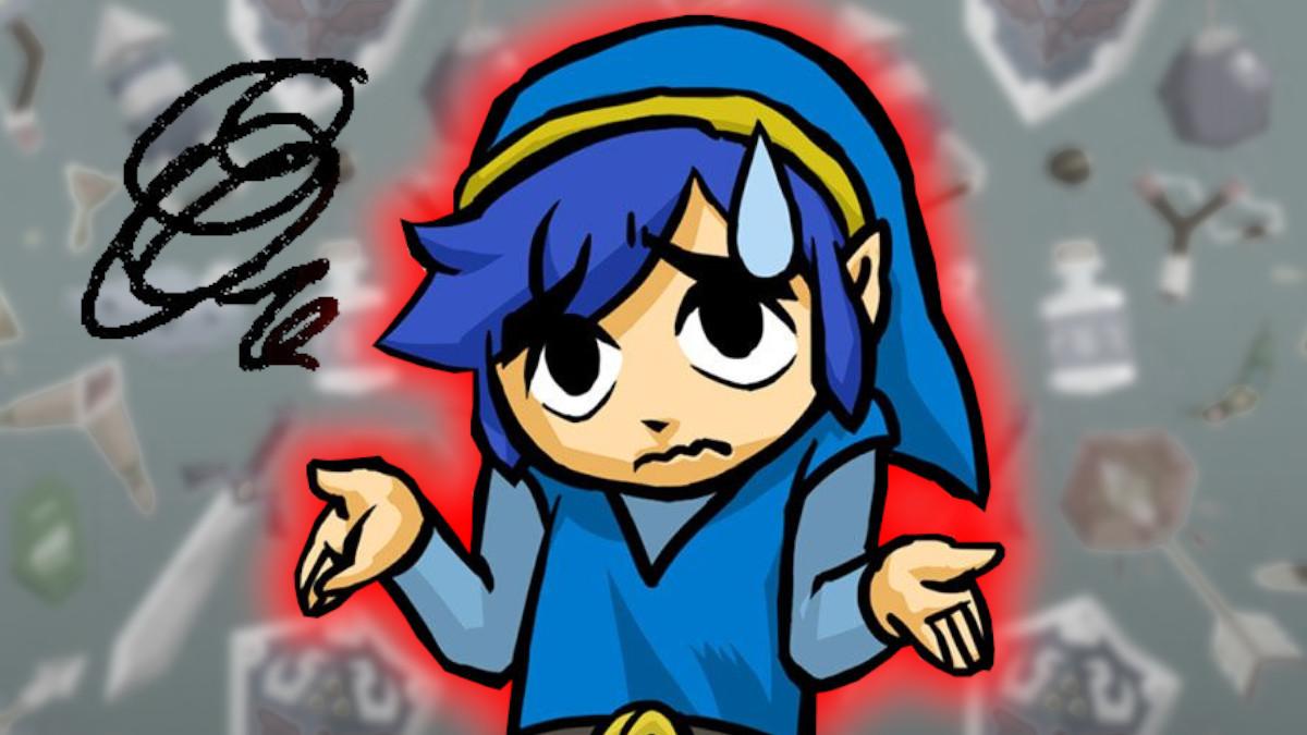 Silencio 35 Aniversario Zelda