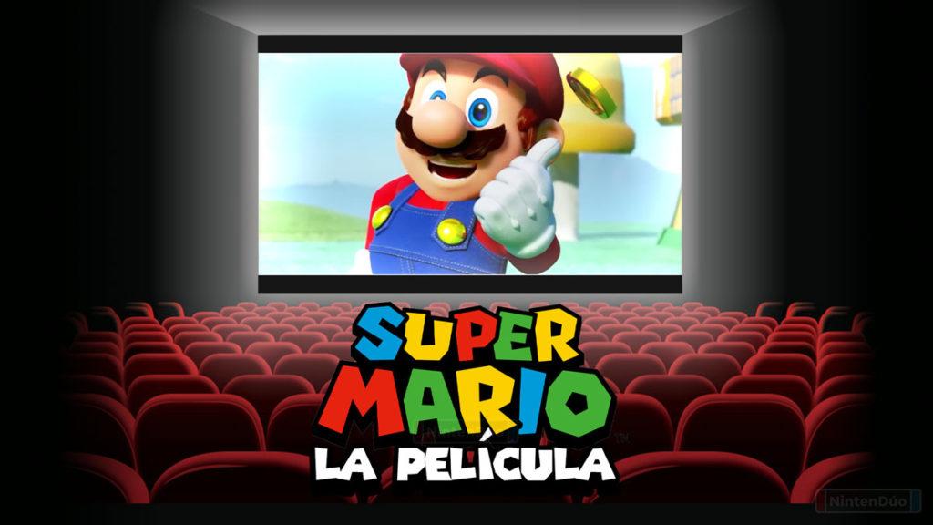 La Película de Super Mario