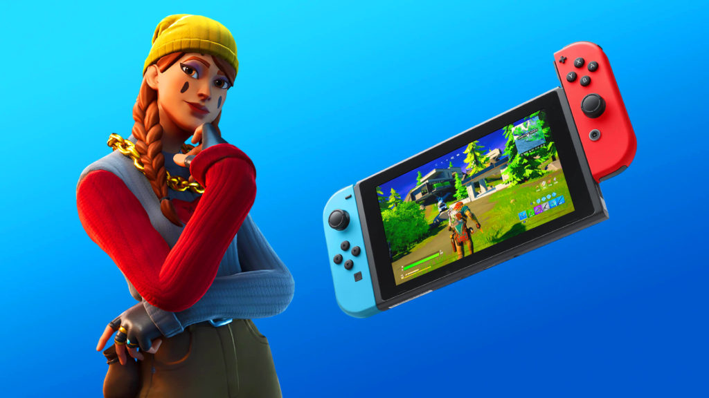 Actualizacion Fortnite Switch mejora GPU