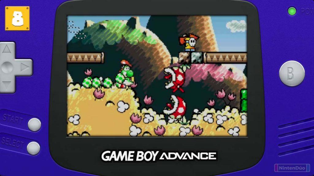 mejores juegos de gameboy advance