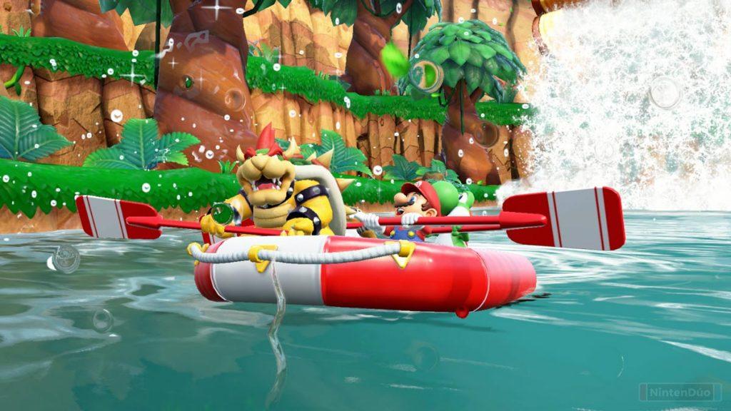 actualización online Super Mario Party
