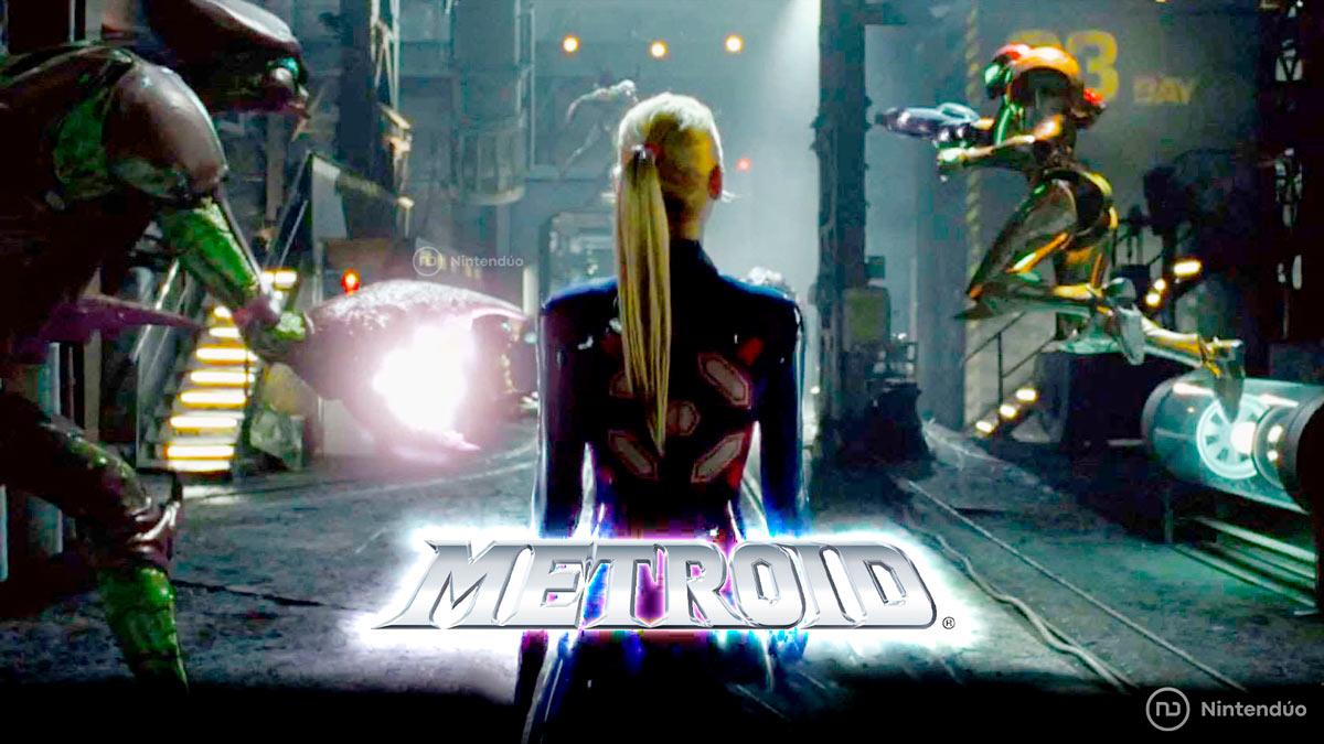 Metroid Aniversario