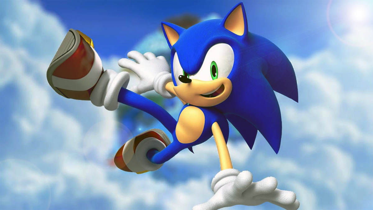 2106-01 SEGA Sonic Parque de atracciones