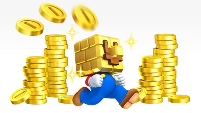 Mario monedas