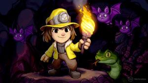 Spelunky 2 en Nintendo Switch