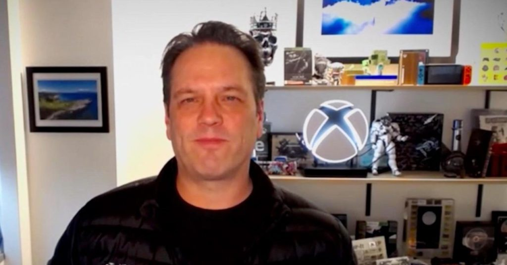 Phil Spencer Switch