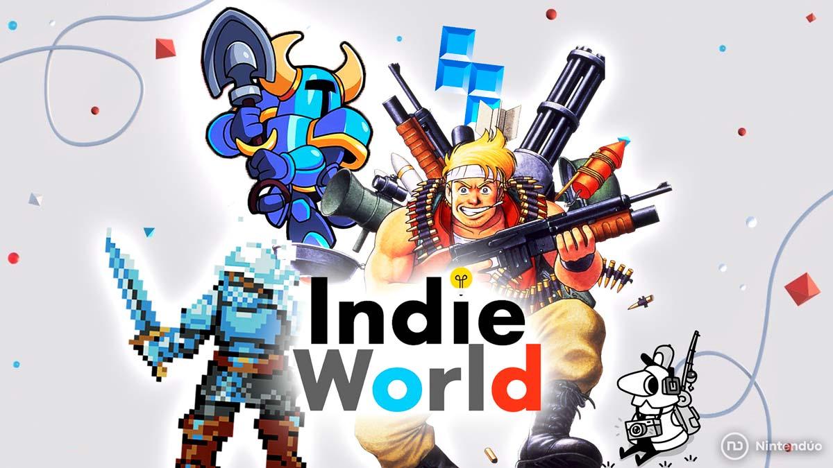 Indie World agosto