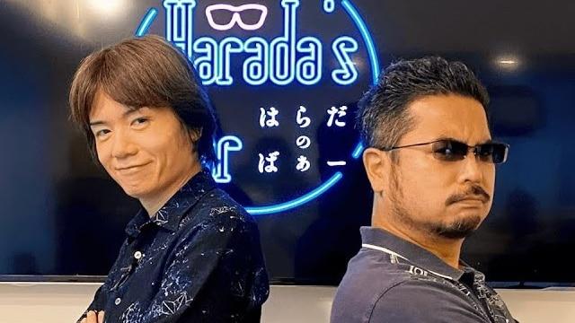 Sakurai entrevista Harada
