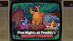 freddy & friends fnaf animacion